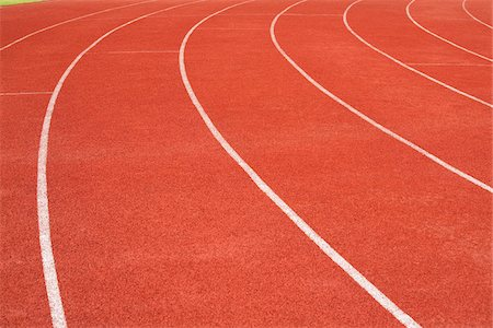 race track (people) - Running Track Stock Photo - Rights-Managed, Code: 700-03737571