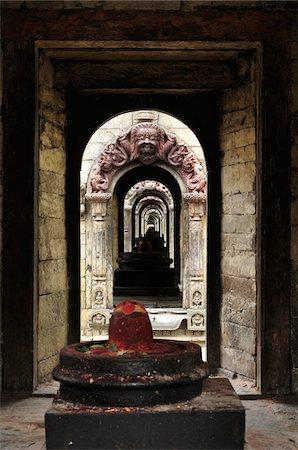 Pashupatinath Temple, Kathmandu, Bagmati, Madhyamanchal, Nepal Stock Photo - Rights-Managed, Code: 700-03737819