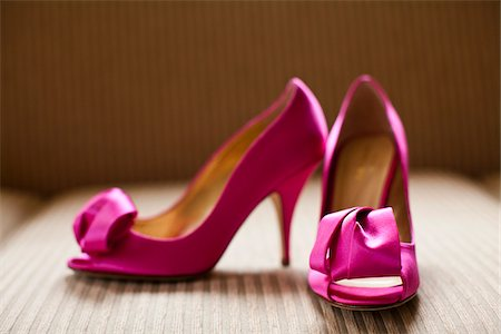 Pink High Heels Stock Photo - Rights-Managed, Code: 700-03738506