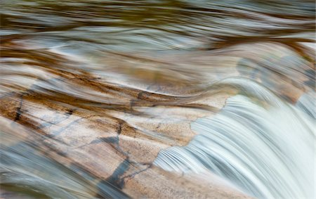 stream - Close-up of Water Flowing over Rocks Stock Photo - Rights-Managed, Code: 700-03768717