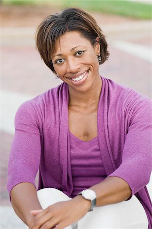 Portrait of Woman Stock Photo - Rights-Managed, Code: 700-03762660