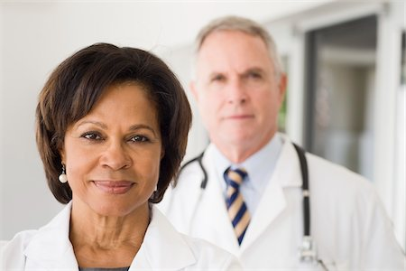 Close-Up of Doctors Stock Photo - Rights-Managed, Code: 700-03762677