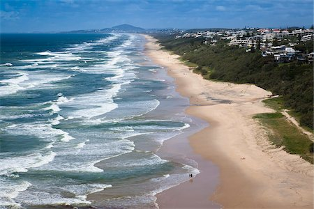 queensland - Sunshine Beach, Noosa Heads, Noosa, Queensland, Australia Stock Photo - Rights-Managed, Code: 700-03782457