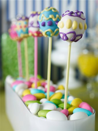 Easter Candy Stock Photo - Rights-Managed, Code: 700-03799480