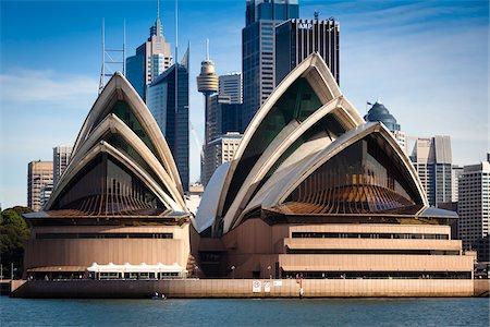 Sydney Opera House, Sydney, New South Wales, Australia Stock Photo - Rights-Managed, Code: 700-03799588