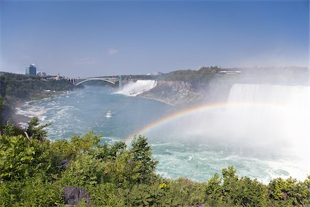 Niagara Falls, Ontario, Canada Stock Photo - Rights-Managed, Code: 700-03814549
