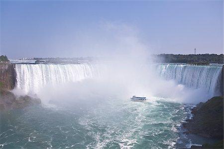 Niagara Falls, Ontario, Canada Stock Photo - Rights-Managed, Code: 700-03814550