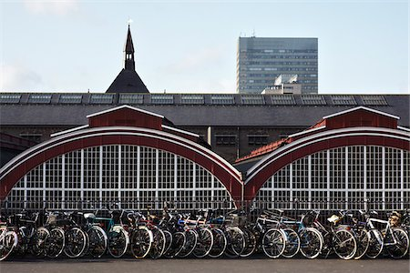 Copenhagen Central Station, Copenhagen, Denmark Stock Photo - Rights-Managed, Code: 700-03906923