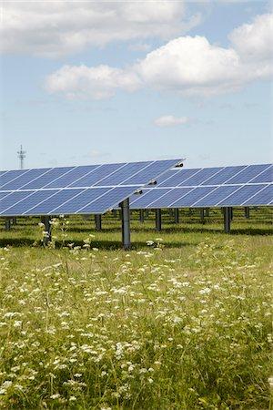 solar power - Solar Panels, Niebull, Germany Stock Photo - Rights-Managed, Code: 700-03958142