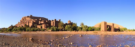 Ait Benhaddou, Souss-Massa-Draa, Morocco Stock Photo - Rights-Managed, Code: 700-03958193