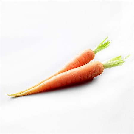 Two Carrots Stock Photo - Rights-Managed, Code: 824-06491385