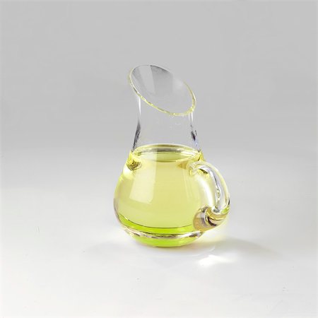 Olive Oil in a Small Jug Stock Photo - Rights-Managed, Code: 824-06491426