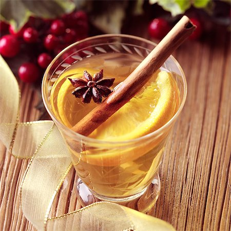 festive - Mulled Apple Cider Stock Photo - Rights-Managed, Code: 824-06491854
