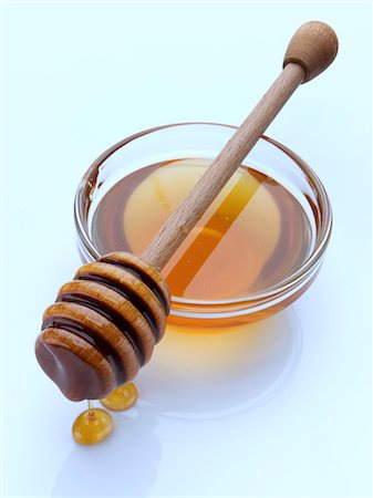 Honey dipper Stock Photo - Rights-Managed, Code: 824-07193446