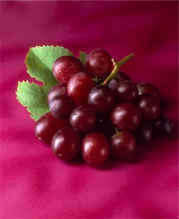 Red Grapes Stock Photo - Rights-Managed, Code: 824-02887808