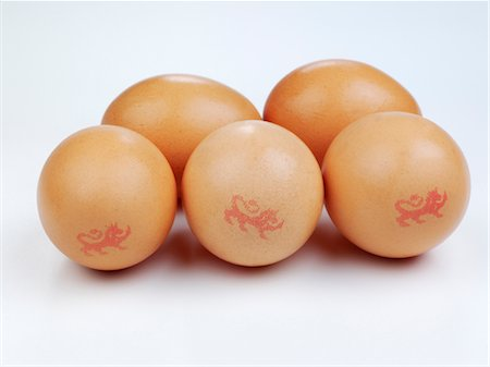 stamped - 3 Lions Eggs Stock Photo - Rights-Managed, Code: 824-02888146