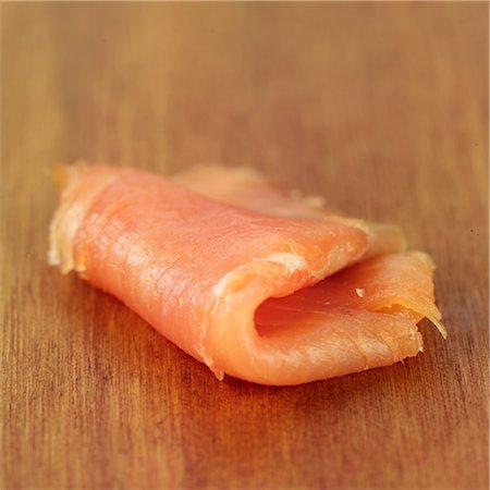 smoked - Smoked salmon Stock Photo - Rights-Managed, Code: 824-03285368