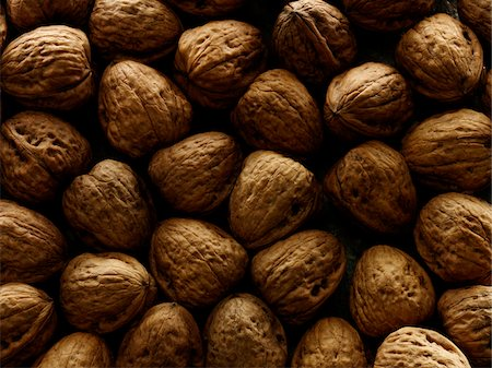 Walnuts Stock Photo - Rights-Managed, Code: 824-03722052