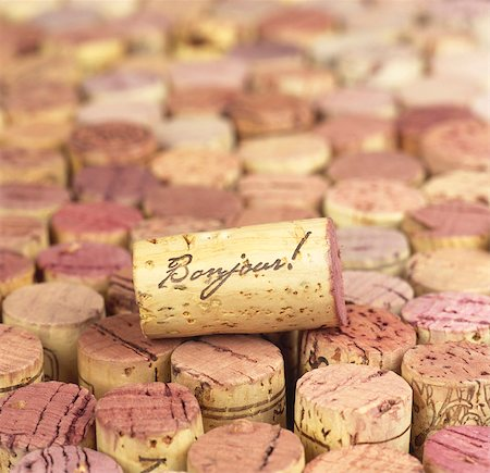 Wine Corks Stock Photo - Rights-Managed, Code: 824-03722946