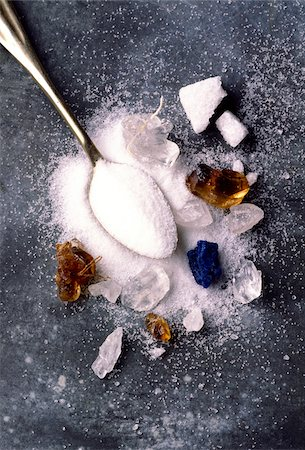 sugar - Sugar Stock Photo - Rights-Managed, Code: 825-05985090