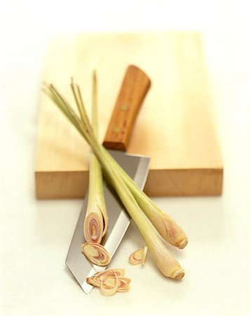 lemongrass Stock Photo - Rights-Managed, Code: 825-05987500