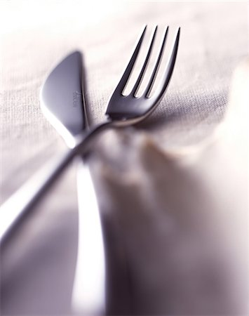 fork - Cutlery Stock Photo - Rights-Managed, Code: 825-05988795