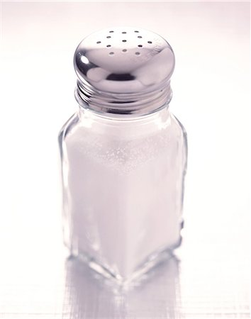salt - Salt shaker Stock Photo - Rights-Managed, Code: 825-05989073