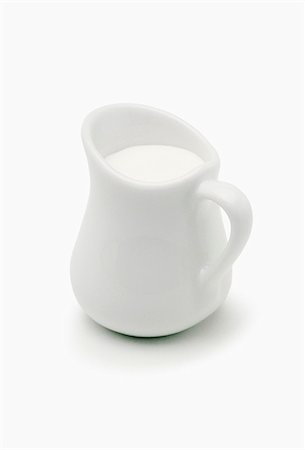 Jug of milk Stock Photo - Rights-Managed, Code: 825-07078355