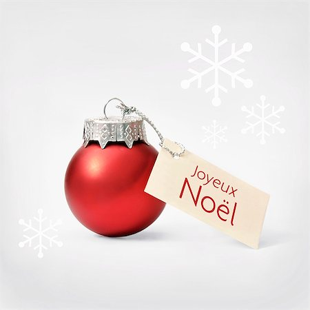 Christmas decoration Stock Photo - Rights-Managed, Code: 825-07522997