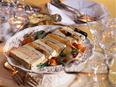 smoked photography transparent - Smoked salmon terrine Stock Photo - Rights-Managed, Code: 825-02669924