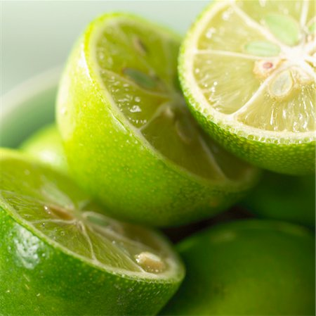 Limes Stock Photo - Rights-Managed, Code: 825-03627262