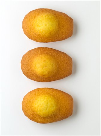 Madeleines Stock Photo - Rights-Managed, Code: 825-03628850