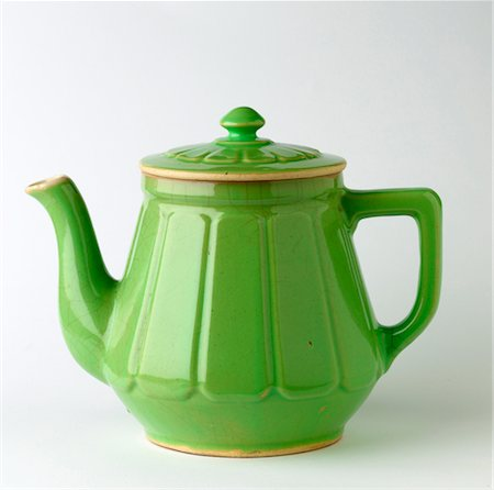 Teapot Stock Photo - Rights-Managed, Code: 825-03628863