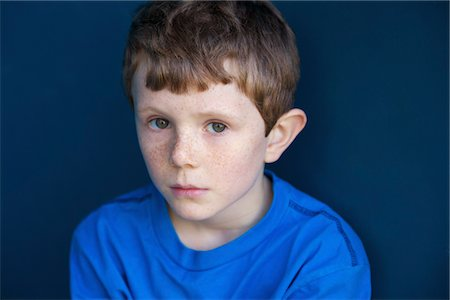 Portrait of Boy Stock Photo - Rights-Managed, Code: 822-05948878