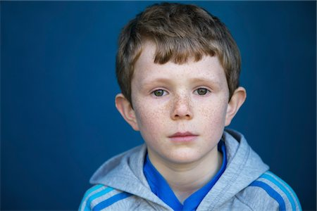 Portrait of Boy Stock Photo - Rights-Managed, Code: 822-05948890