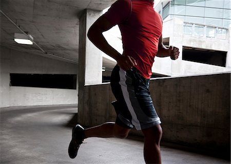 runner (male) - Man Running Outdoors Stock Photo - Rights-Managed, Code: 822-06302637