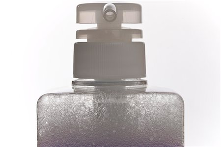 personal care - Close up of a liquid soap dispenser Stock Photo - Rights-Managed, Code: 822-02739014