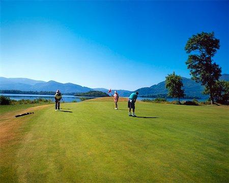 Killarney Golf Course, Co Kerry, Ireland Stock Photo - Rights-Managed, Code: 832-02254853