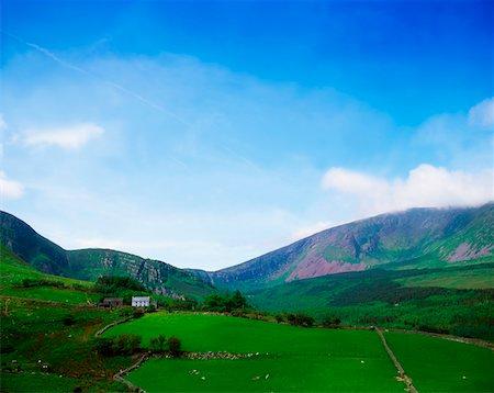 Owencashla, Near Castlegregory, Dingle Peninsula, Co Kerry, Ireland Stock Photo - Rights-Managed, Code: 832-02254872