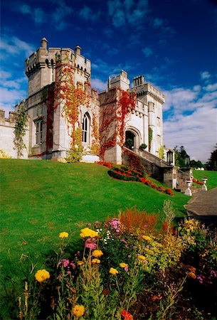 Dromoland Castle, County Clare, Ireland; Castle and estate Stock Photo - Rights-Managed, Code: 832-02255391
