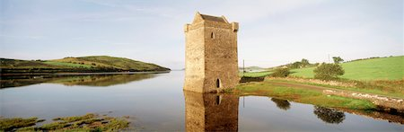 simsearch:845-03720933,k - Rockfleet Castle, Clew Bay, Co Mayo, Ireland Stock Photo - Rights-Managed, Code: 832-02252758