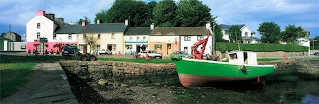 Co Galway, Kinvara Stock Photo - Rights-Managed, Code: 832-02253794
