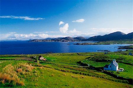 Beara Penninsula, Co Kerry, Ireland. Stock Photo - Rights-Managed, Code: 832-03232565