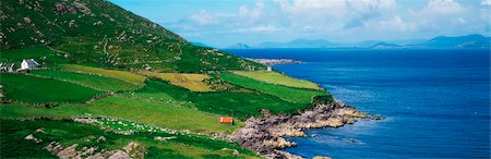 Beara Peninsula, Co Cork, Ireland Stock Photo - Rights-Managed, Code: 832-03232802