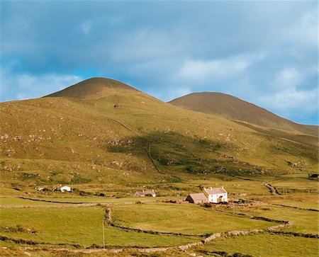 Co Kerry, Ring of Kerry, Near Ballinskellig Stock Photo - Rights-Managed, Code: 832-03232823