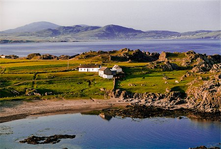 Malin Head, Co Donegal, Ireland;  Most northerly headland of the mainland of Ireland Stock Photo - Rights-Managed, Code: 832-03233365