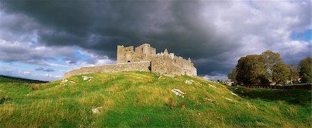 Rock Of Cashel, Cashel, Co Tipperary, Ireland Stock Photo - Rights-Managed, Code: 832-03358937