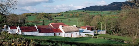 Rural Buildings, Fanad Peninsula, County Donegal, Ireland Stock Photo - Rights-Managed, Code: 832-03640673