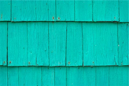 painted - Wooden shingles, Fishermans Reserve, Nova Scotia, Canada Stock Photo - Rights-Managed, Code: 845-04826650