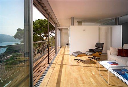 Villa in El port de la Selva, Costa Brava. Architects: Set arq Stock Photo - Rights-Managed, Code: 845-04826864